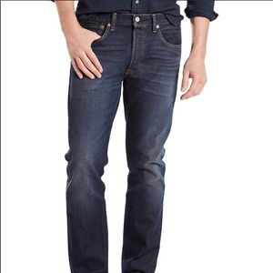 Levi's Button Fly 501 32x32